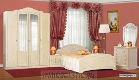 Спальня Валенсия 4